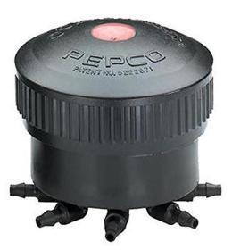 Octa-Bubbler 8 Outlet Drip Irrigation Manifold
