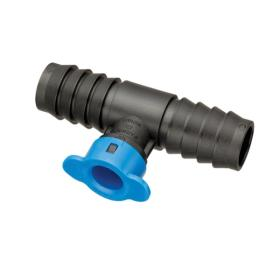 Blu-Lock Barbed Adapter Tee