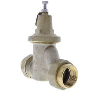 Double Union PRV4 Lead Free Brass Pressure Reducer by Aqualine