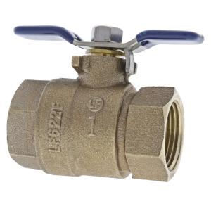Aqualine Brass Ball Valves (Lead Free)