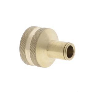 "Orbit 3/8\"" Brass Slip-Lok Mist Hose Adapter"