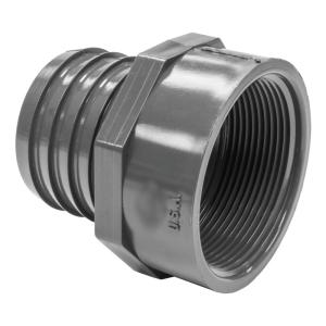 Layflat/Oval Hose Insert x FPT Adapter