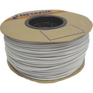 """Netafim 1/8\"""" Super Flex White PE Mirco Tubing-13896-13896"""