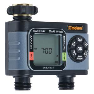 HydroLogic 2-Zone Digital Water Timer