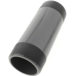 Schedule 80 PVC Pipe Nipple TBE