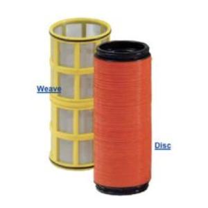 "Replacement Filter Element for Amiad 2"" Tagline T-Filter"