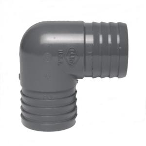 "PVC 3/4""  Barbed Elbow"
