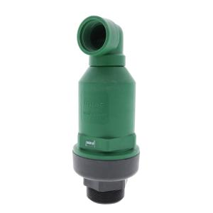 Irritec Kinetic Air Vent and Vacuum Relief Valve (Threaded Outlet)