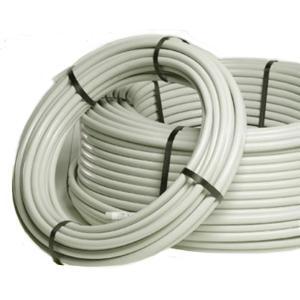 White Polyethylene Tubing