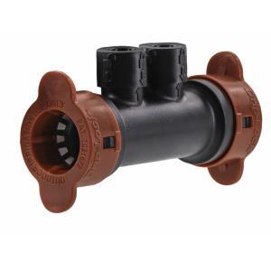 Drip-lock In-line 2 port Manifold