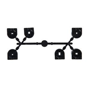 PGP Ultra & I-20 Short Radius Nozzle Rack