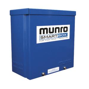 Munro SmartBox for Reduced Incoming Amperage
