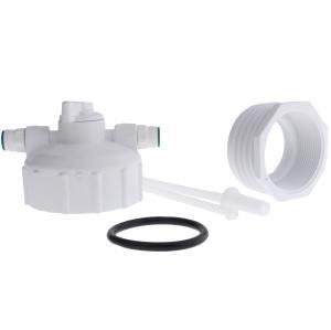 EZ-FLO High Pressure Cap w/ Fine Threads Adapter