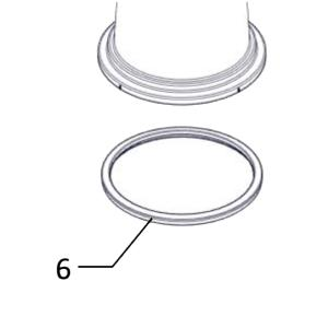 Replacement Filter Body O-Rings for Mini Sigma