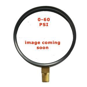 60 PSI Dry Pressure Gauge