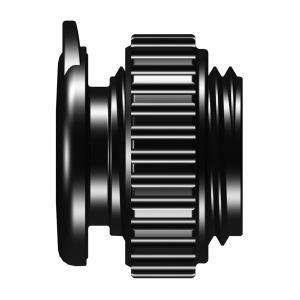 Flex Connect Layflat Eye Connection w/ Locking Nut