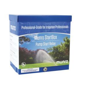 Munro StartBox for Reduced Incoming Amperage