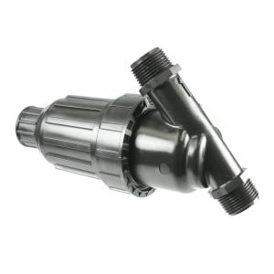Male Pipe Thread Filter by Irritec