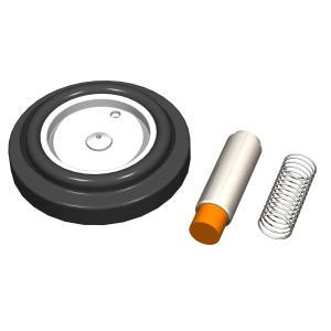 Antelco eZyvalve4-Diaphragm Kit