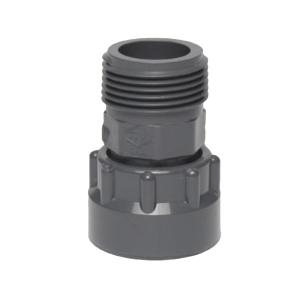 "Manifold System Adapter: 1"" FPT Swivel x 1\"" MPT"