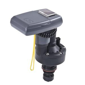 DIG ECO1 MVA Ambient Light (Solar) Powered Irrigation Timer with Manual Valve Actuator