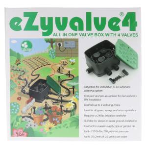 Antelco eZyvalve 4 Zone Valve Box