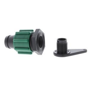 Irritec Perma-Loc Tape x Layflat Adapter
