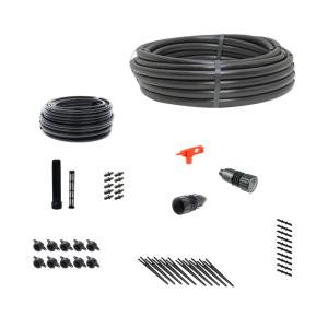 Standard Gravity Feed Drip Irrigation Kit for Clean Water