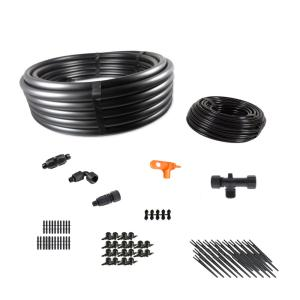 Standard Gravity Feed Drip Irrigation Kit for Dirty Water