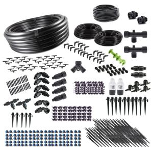 Ultimate Drip Irrigation Kit for Container Gardening