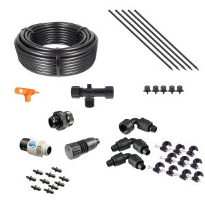 Basic Drip Irrigation Kit for Hanging Baskets