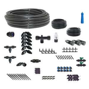 Basic Drip Irrigation Kit for Raised Bed Gardening