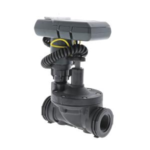 """DIG Solar Powered Controller with 3/4\"""" FPT in-line Valve"""