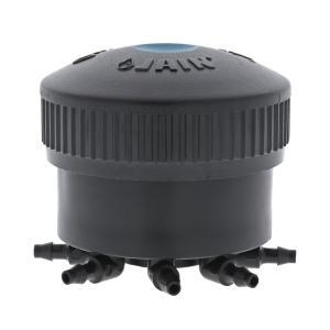 Octa-Bubbler 8 Outlet Drip Irrigation Manifold by Jain