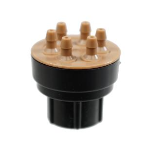 "Salco PC Multi-Outlet 1/2"" FPT Emitter"