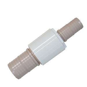Layflat/Oval Hose Reducing Coupler by Irritec