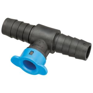 Hydro-Rain Blu-Lock Barbed Adapter Tee