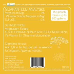 RAW B-Vitamin by NPK