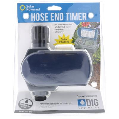 DIG Solar Powered Hose End Timer