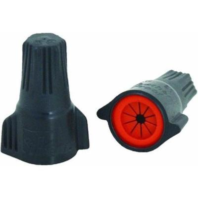 WeatherProof Silicone Filled Wire Nuts - Size : Large - Pack : 50/Jar
