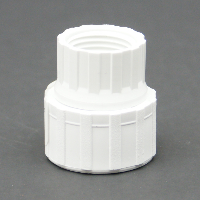Dura PVC Schedule 40 FPT x FHTS Adapter