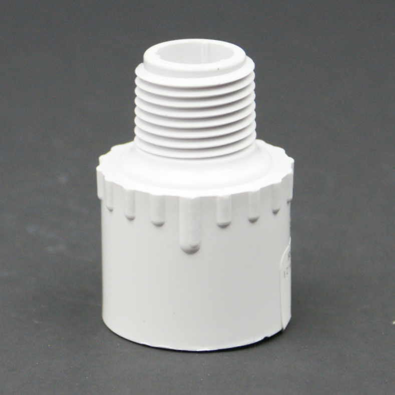 PVC Schedule 40 MPT x Slip Reducing Adapter