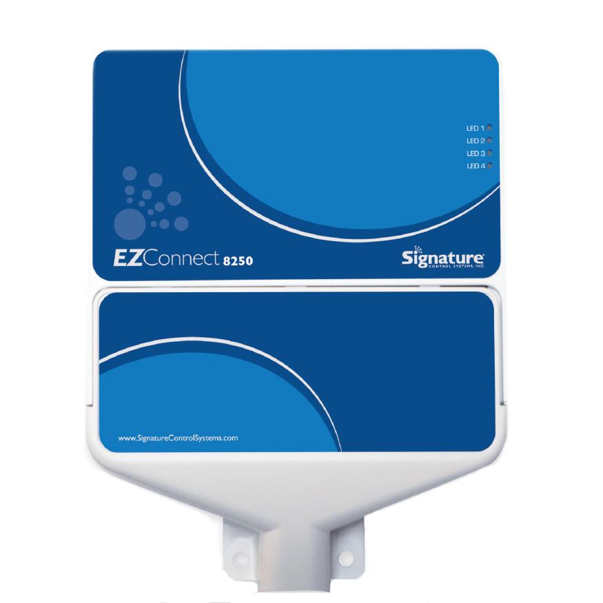 Signature 8250 Series Web Based ET Indoor Irrigation Controller & Timer