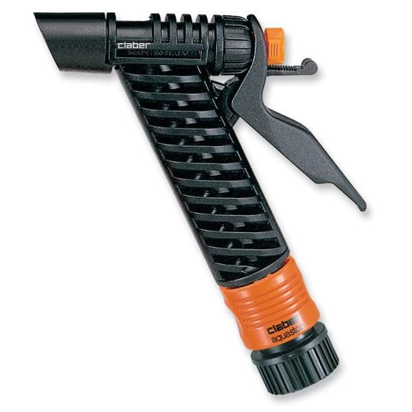 Claber Trigger Action Garden Hose Spray Nozzle