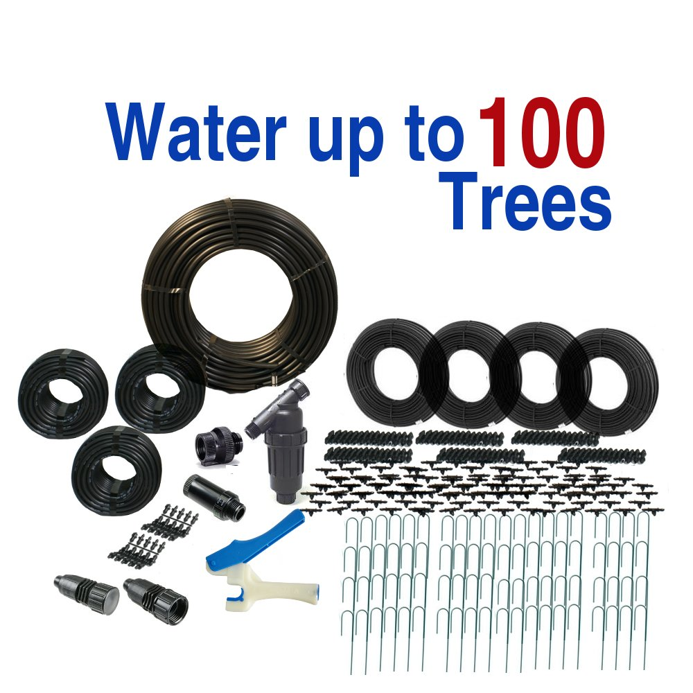 Ultimate Drip Irrigation Kit for Trees