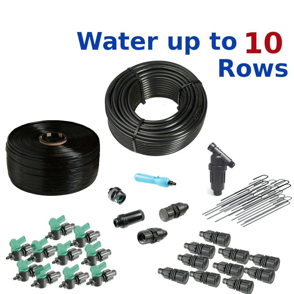 Standard Drip Irrigation Kit for Small Farms