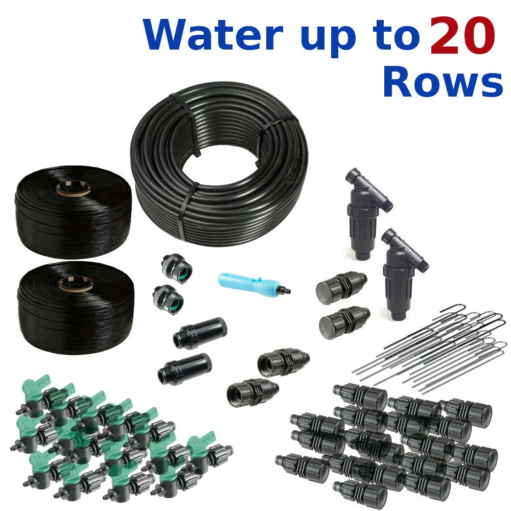 Premium Drip Irrigation Kit for Small Farms