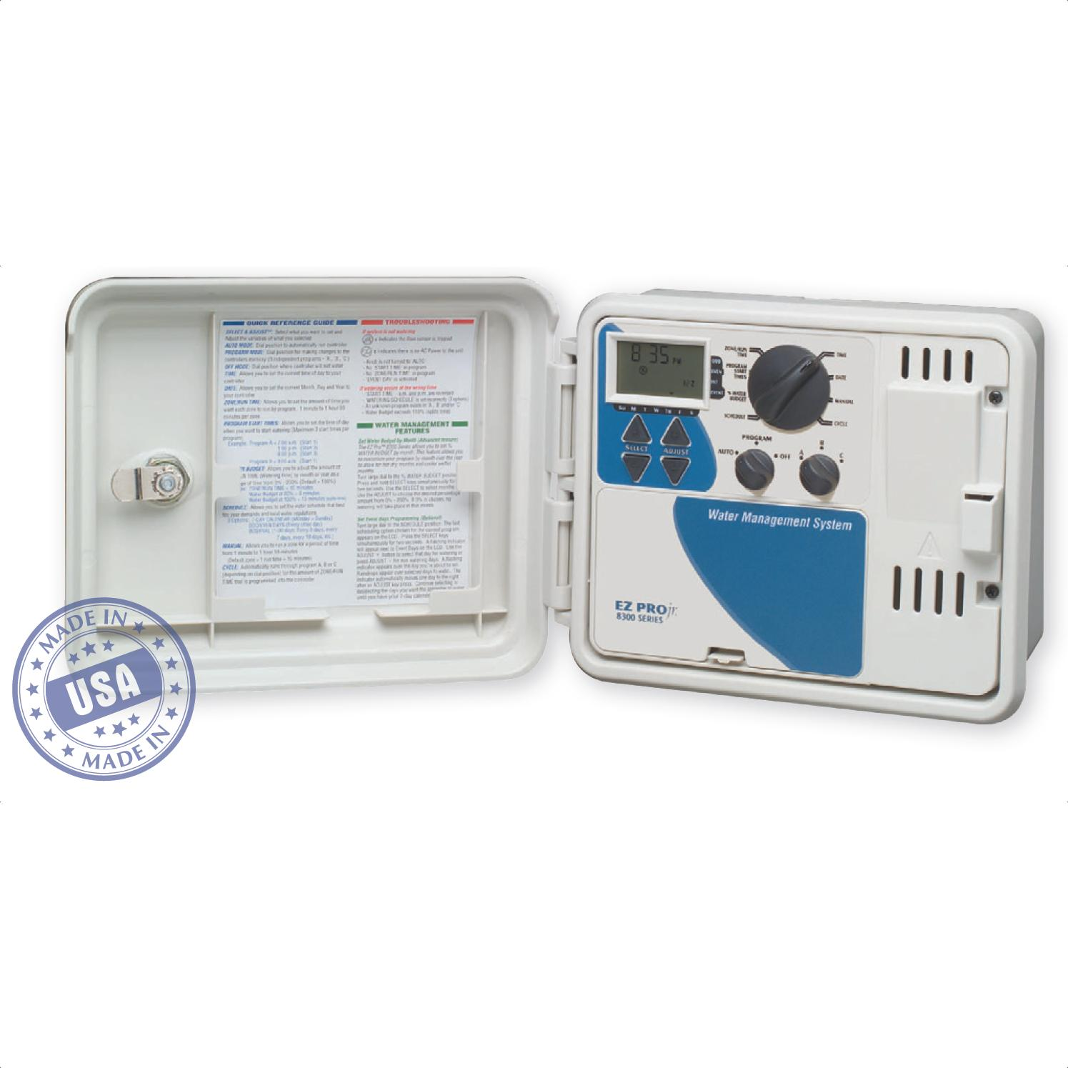 Signature 8300 Series Outdoor Irrigation Controller & Timer