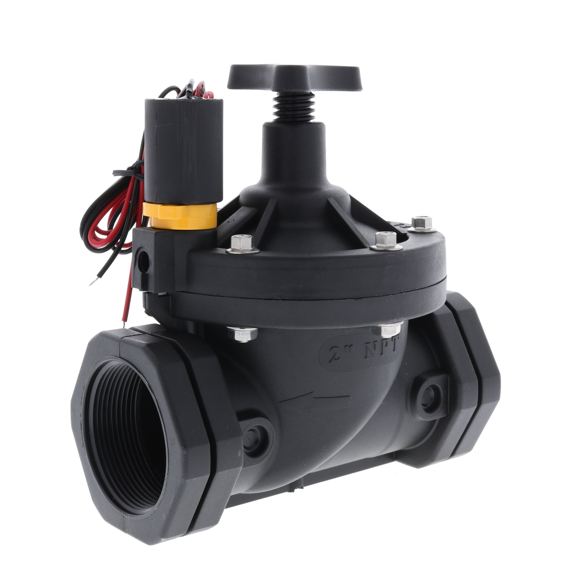 Galcon Irrigation Valve with DC Latching Solenoid - Size : 2