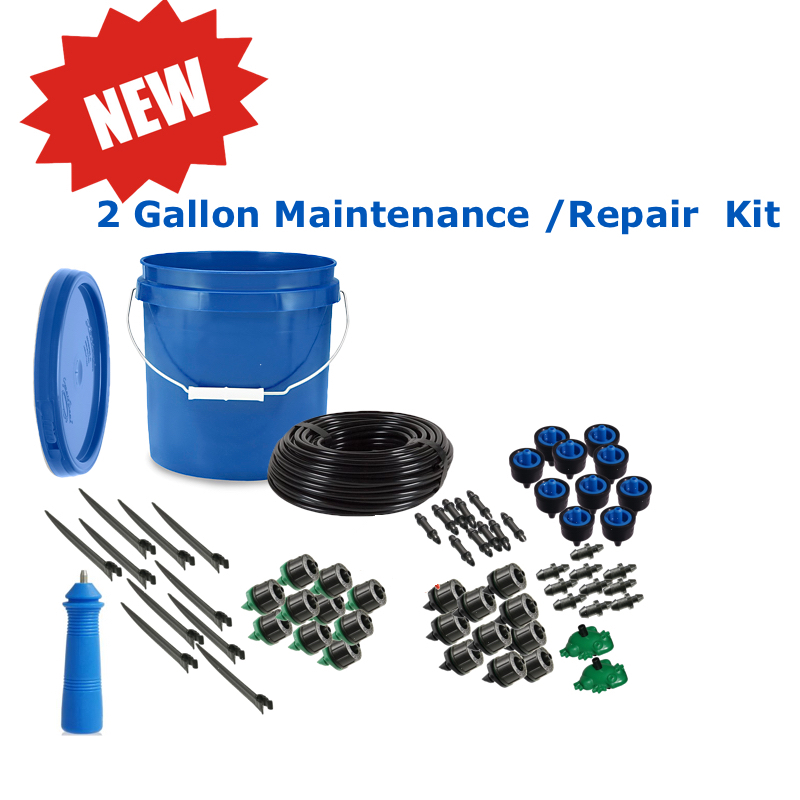 Standard Irrigation Maintenance/Repair Kit